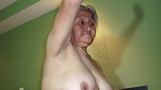 HelloGrannY Latin Matures in Photo Compilation
