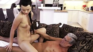 Old guy fucks young chick What would you choose -