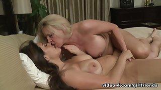 Crazy pornstar Cala Craves in Amazing MILF, Big Tits adult clip