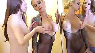 Different Hour Close by Sarah Jessie Coupled with Her Swishy Lovers.